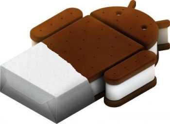 Android Ice Cream Sandwich - LG Optimus Bright