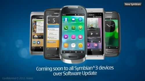 Symbian Belle Official Video