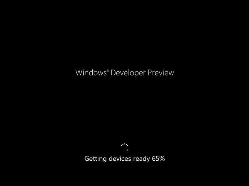 Microsoft working on Release Candidate