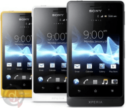 Sony Xperia Go Launched in India at Rs.18999