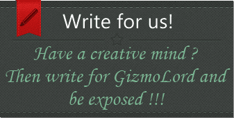 Write for GizmoLord - Guest Blogging