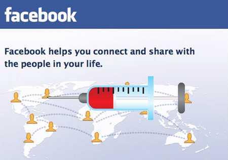 Facebook addiction-GizmoLord
