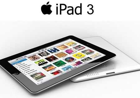 features of ipad3