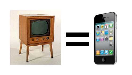 Top 7 Reasons Why People Prefer Using Smartphones Over TVs