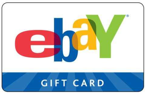 Win 550 INR eBay.in Gift voucher