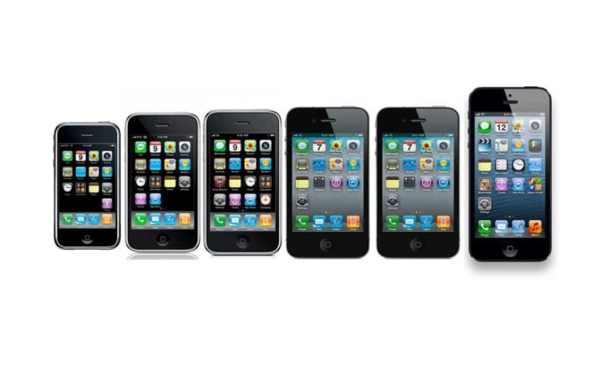 The History of Apple iPhone