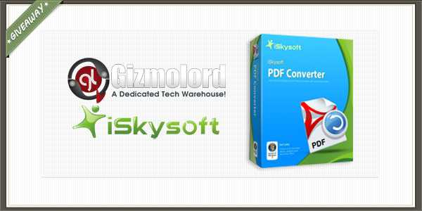 iSkysoft PDF Converter license