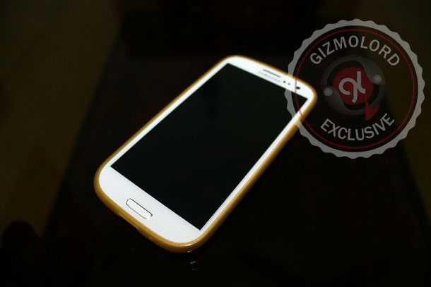 Capdase Soft jacket Lamina Galaxy S3