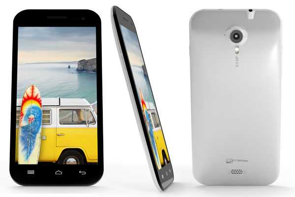 Best SmartPhones under 15000 INR Micromax Canvas HD A116