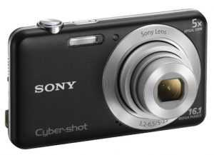 SONY Cybershot DSC W710 Point and Shoot Digital Camera Review