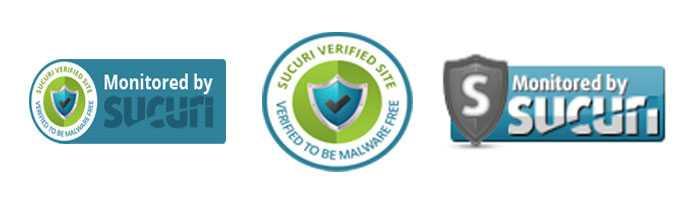 Sucuri Website Badges