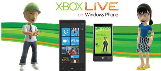 Xbox Games for Windows Phone