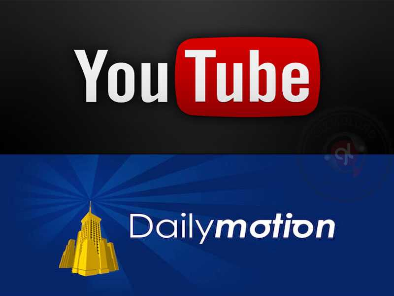 YouTube and Dailymotion adds Play Favicons
