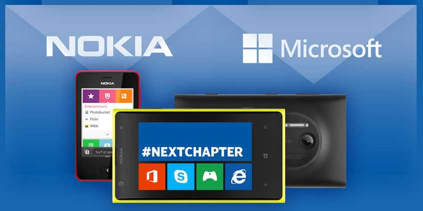 Microsoft Buys Nokia's Device and Services Division