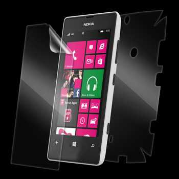 GadgetShieldz Total Body Protection for Nokia Lumia 520