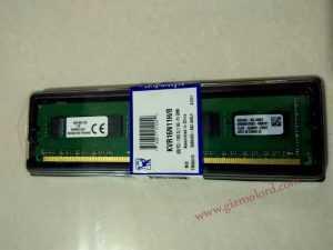 Kingston Value RAM 8GB DDR3 PC3-12800 1600MHz RAM Review